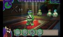 Mutante joven formación tortugas Lego Tortugas Ninja juego de lego torneo Ninja Ninja