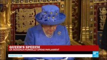 REPLAY - Watch Queen Elizabeth II's speech, formally opening Parliament