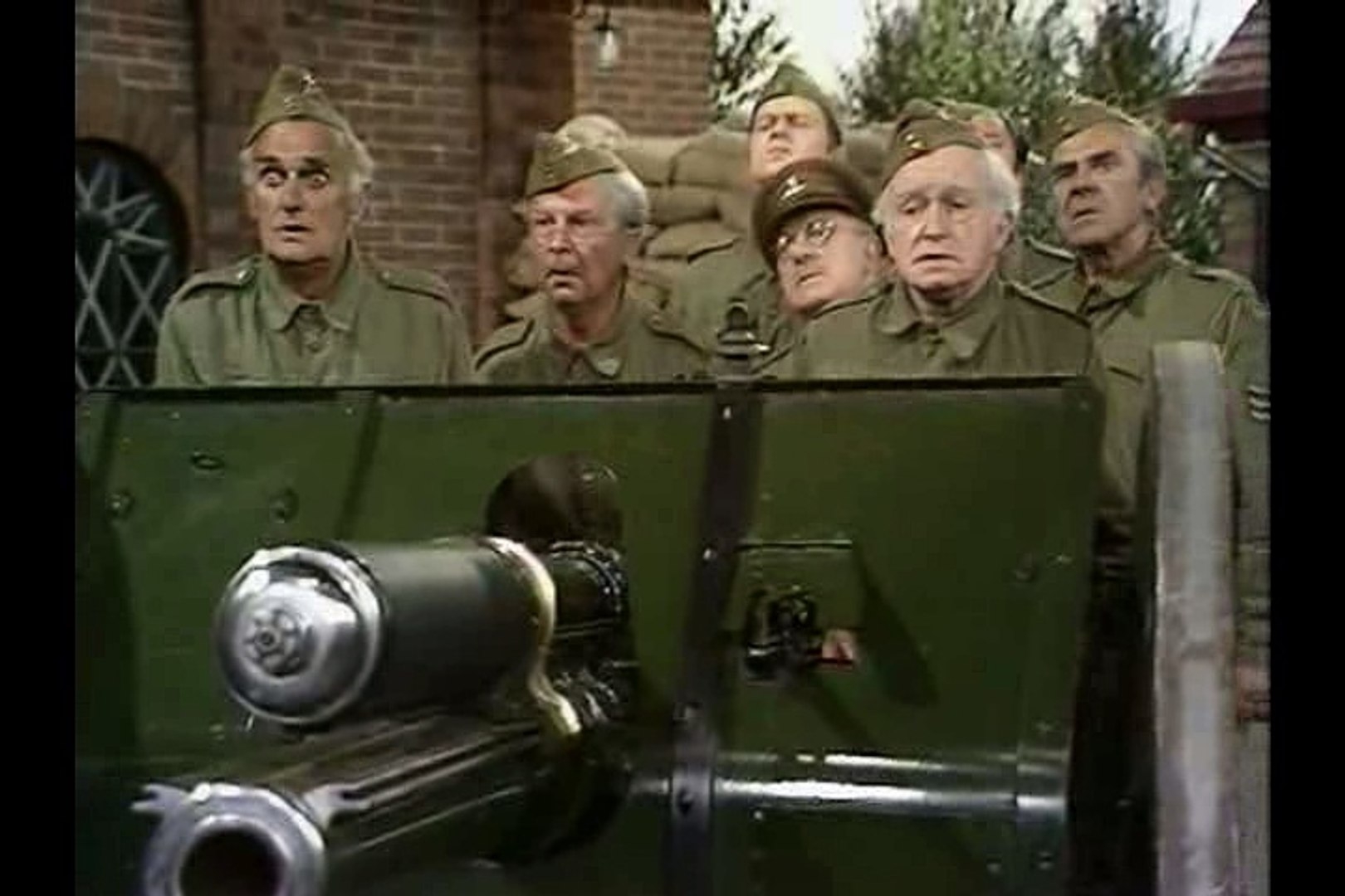 Dads Army : Big Guns – S03 – EP07