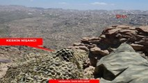 Siirt Tsk; Siirt' Te PKK' ya Ait 25 Ton Malzeme Ele Geçirildi