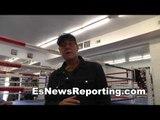 joe goossen on deontay wilder vs bermane stiverne EsNews boxing