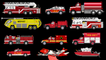 Fire Vehicles - Emergency Vehicles - Fire Trucks - The Kids' Picture Show (Fun & Educational)