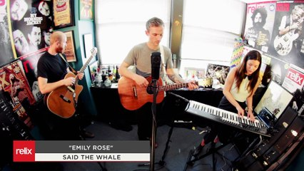 Said The Whale: Relix Session
