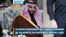 Qui est Mohammed Ben Salman, prince héritier d'Arabie Saoudite à seulement 31 ans ?