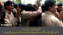 Jamshed Dasti is being dragged for raising voice against corruption