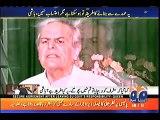 Javed Hashmi Ek Baar Phir Nawaz Sharif Ke Haq Mein Bol Paray, JIT aur Adliya Par Tanqeed - Watch Video