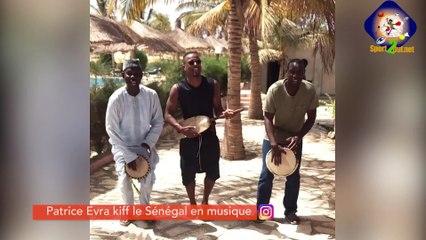 #HASHTAG - I LOVE THIS GAME AU SENEGAL par PATRICE EVRA