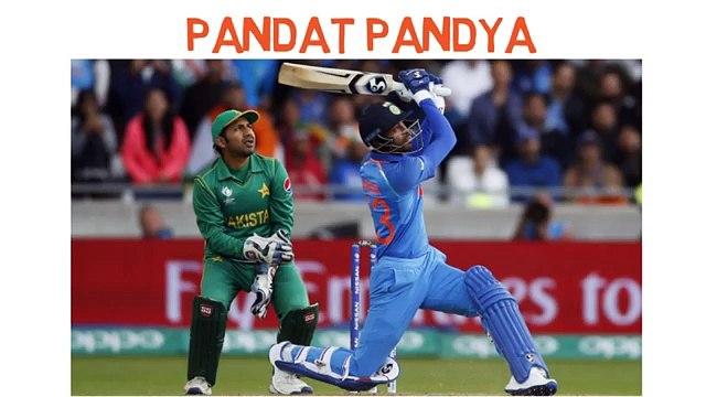 Hardik Pandya - The Furious Batsmen - Full Story - Biography