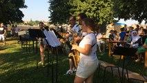 Fête de la musique au parc du château