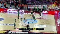 Ολυμπιακός Παναθηναϊκός 64 62 Highlights Basket League 3ος τελικός (2 1) {4/6/2017}