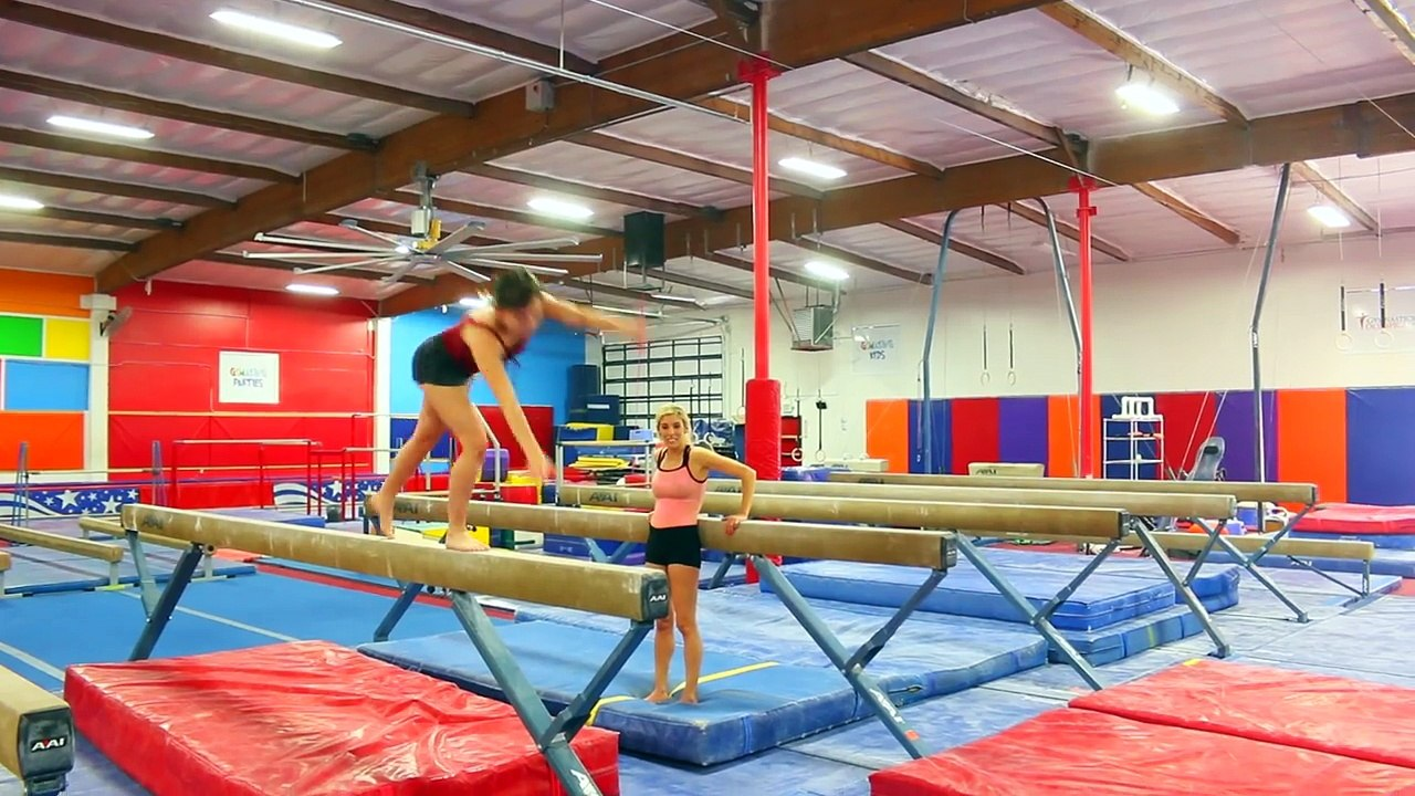 gymnastics - video dailymotion