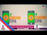 PGR investiga Pegasus y espionaje | Noticias con Yuriria Sierra