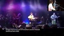Kabylie :Duo Lounès Idir Zenith de Paris 1995!