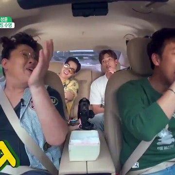 tvN Taxi~ソンフン、「パク・テファン選手を見て泳ぐ夢あきらめた?!」