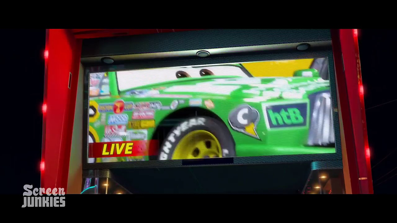 Honest Trailers Cars & Cars 2