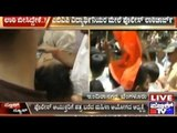 Lathi Charge On ABVP Female Students, Women's Commission Demands Explanation