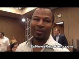 shane mosley on his pet monkey tito - he is almost human he cries with tears EsNews