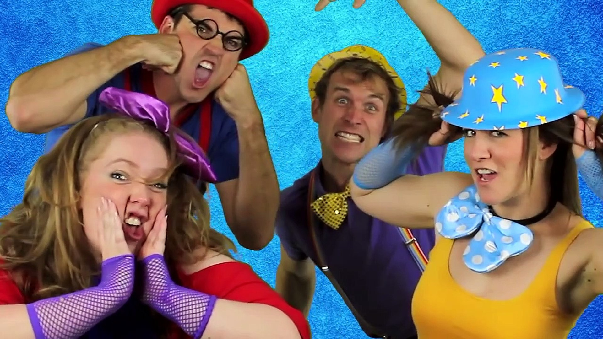 Make A Silly Face - Kids Song _ Kids music video-FfX03P6_Olc