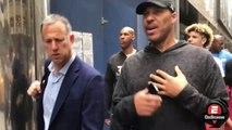 【NBA】Lavar Ball Takes Over the Streets of New York  2017 NBA Draft