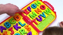 Best Learnin for Kids Smart Kid Genevieve Teaches toddlers ABCS, Colors! Kid Learning Fun!