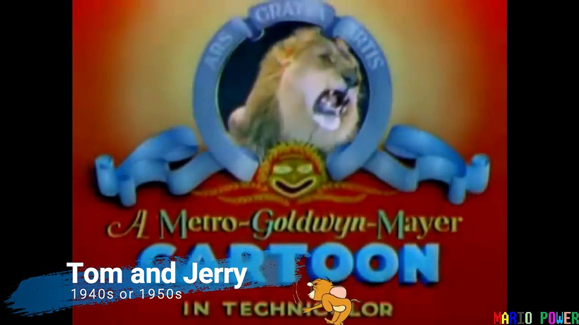 Tom And Jerry 1930