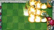 Every Plant Power Up! Plants vs Zombies 2 vs Zombie Bull PVZ (Plantas Contra Zombies 2)