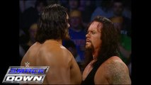 Undertaker vs Khali - The Great Khali vs The Undertaker Full Match - WWE