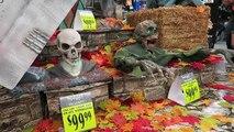 Et des costumes décorations effrayant esprit Boutique 2016 Tour Halloween |