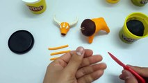 How To Make Pokemon Tauros from Pokemon Go out of Play Doh ❤ Play Doh With Me!-OV3eHeXmiJM