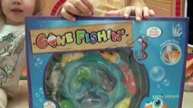 Gone Fishing Toy Review - Let's Go Fishing