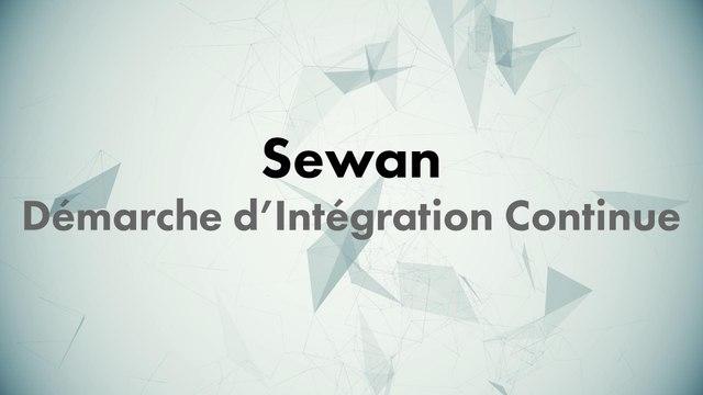 CONF@42 - Sewan - La qualité et l'intégration SI