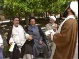 Mausolées et mosquées de Shiraz (Iran)