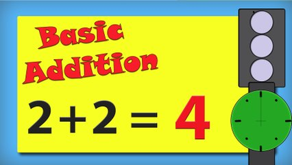Addition | Basic Math For Kids - Addition | Learning Addition For Kids