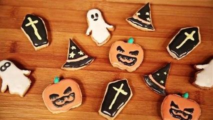 Halloween Recette