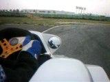 Kart F150 (tour de chauffe au circuit du roussillon)