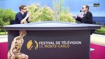 MacGyver / Lucas Till en interview au Festival TV de Monaco 2017