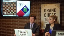 Paris Grand Chess Tour 2017 - Live ES Day Two Rapid Rounds 4-6