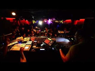Octave One - Blackwater (live) @ RexClub « 25 Years » présente BASS CULTURE