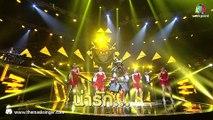 THE MASK SINGER หน้ากากนักร้อง 2 | EP.12 | Semi-final Group D | 22 มิ.ย. 60 Full HD