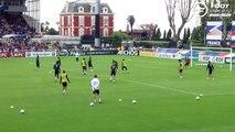 Equipe de France : Ben Arfa et Gignac mystifient Areola à l'entraînement