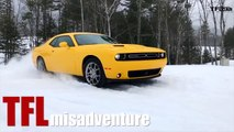 2017 Dodge Challenger GT AWD vs Ford Mustang vs Chevy C