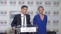 Olivier Faure réélu président du groupe socialiste à l'Assemblée nationale