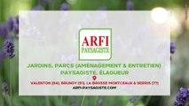 ARFI : Paysagiste/Elagueur/Création et entretien de jardins et d'espaces verts. Région parisienne