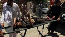 انفجار خودروی بمب گذاری شده در جنوب افغانست�