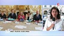 Politique : un premier Conseil des ministres à rallonge pour le nouveau gouvernement