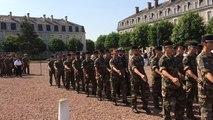 Des militaires honorés