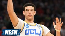 Lonzo Ball Already Recruiting King James To Lakers
