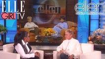 Etre soi-même! La clé du succès selon Ophrah et Ellen    The Ellen DeGeneres Show   Du Lundi à Vendredi à 20h10   Talk Show