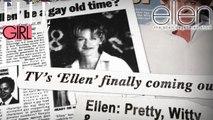 Les 20 ans du Coming Out d'Ellen DeGeneres   The Ellen DeGeneres Show   Du Lundi à Vendredi à 20h10   Talk Show