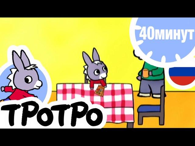 ТРОТРО - 40 минут - Сборка #04